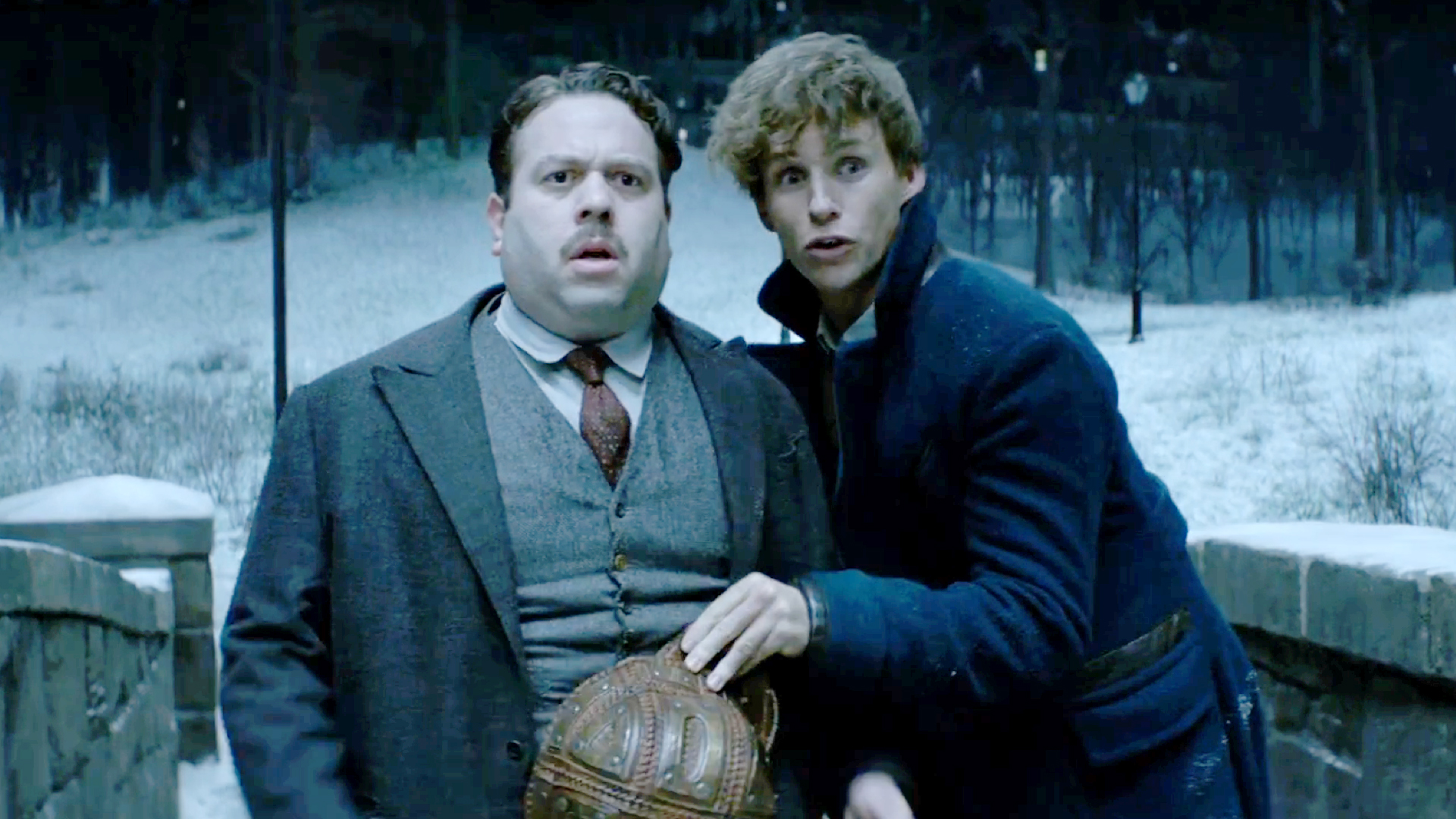 Fantastic Beasts And Where To Find Them Hd Wallpaper
