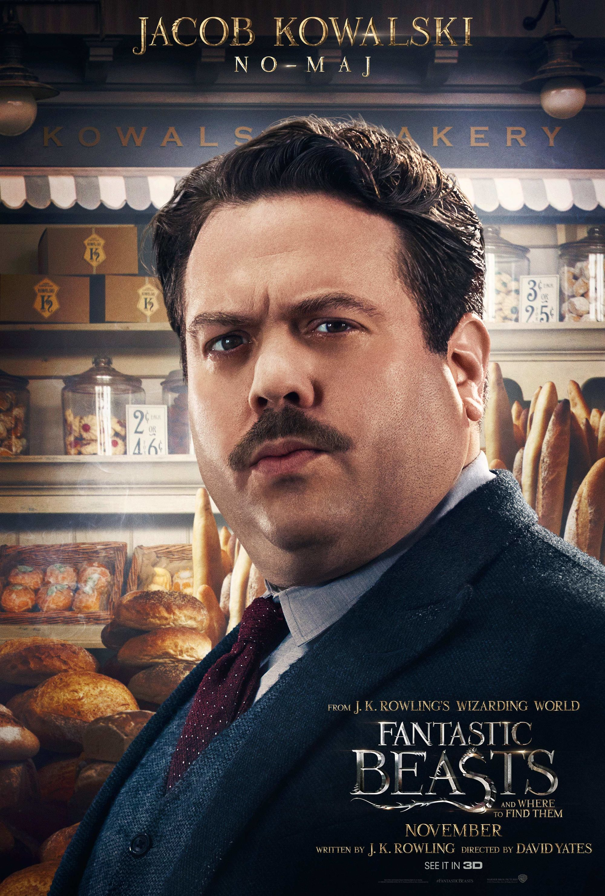 Fantastic Beasts And Where To Find Them Images Fantastic Dan Fogler Fantastic Beast 1343330 Hd Wallpaper Backgrounds Download
