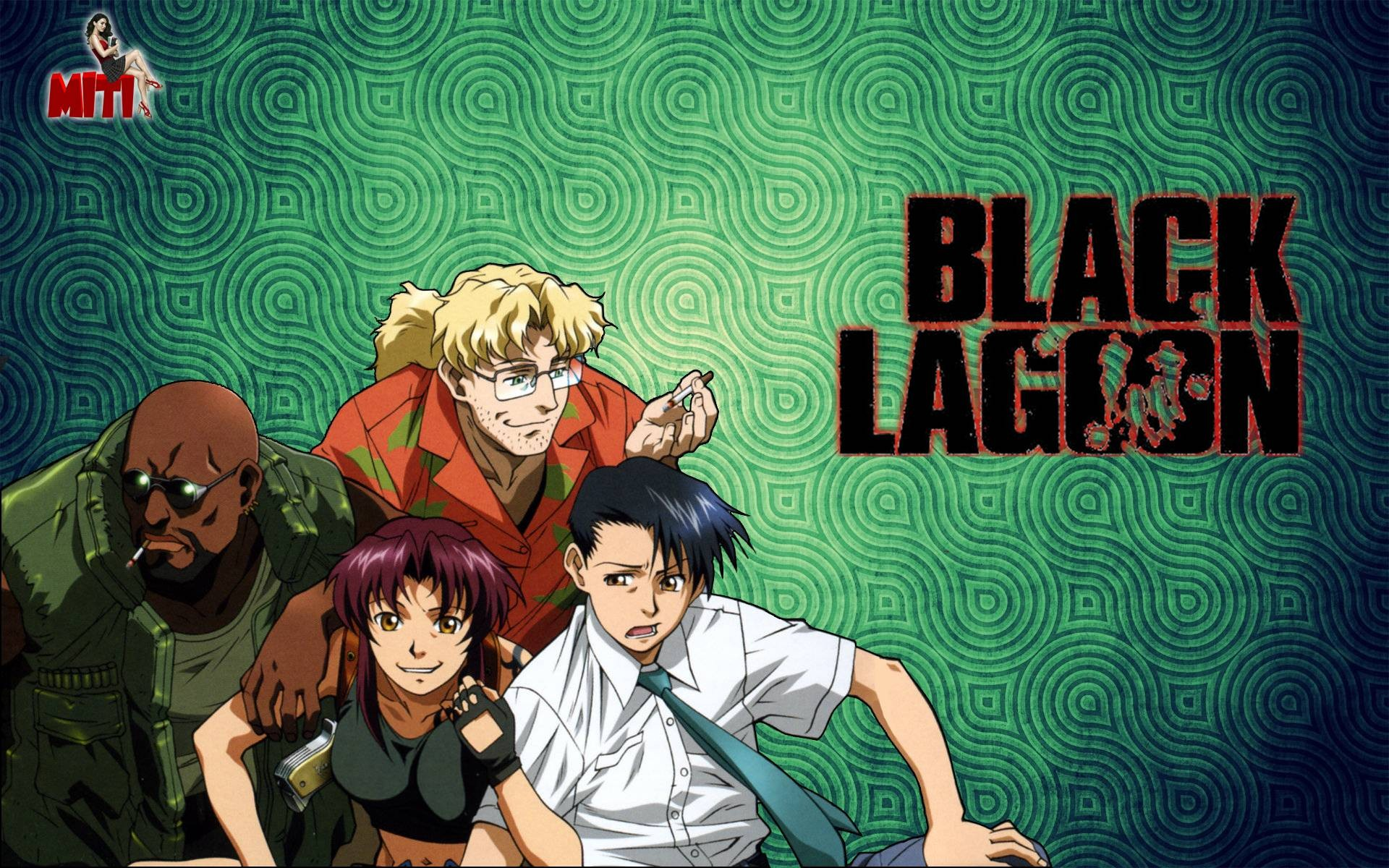 Black Lagoon Wallpapers Black Lagoon 1346287 Hd Wallpaper