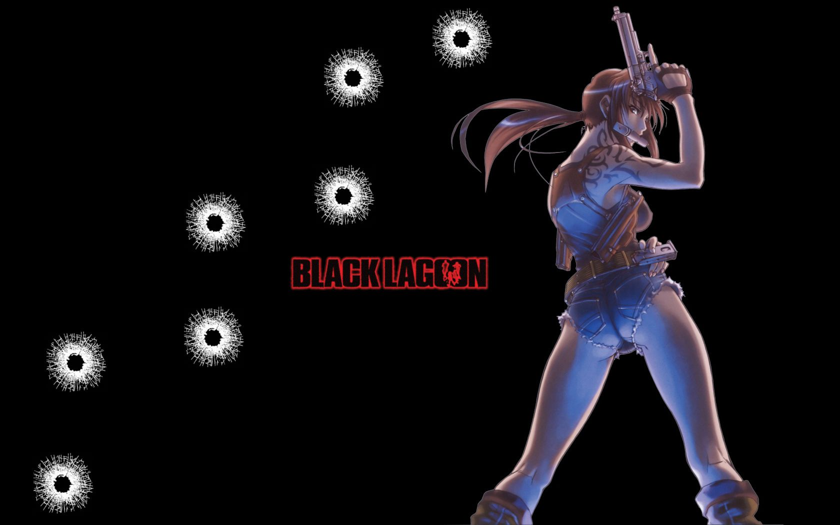 Revy Black Lagoon Wallpaper Black Lagoon Revy 1346412