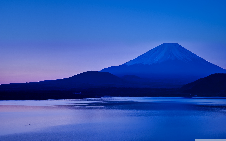 Wide 16 - - Mount Fuji , HD Wallpaper & Backgrounds