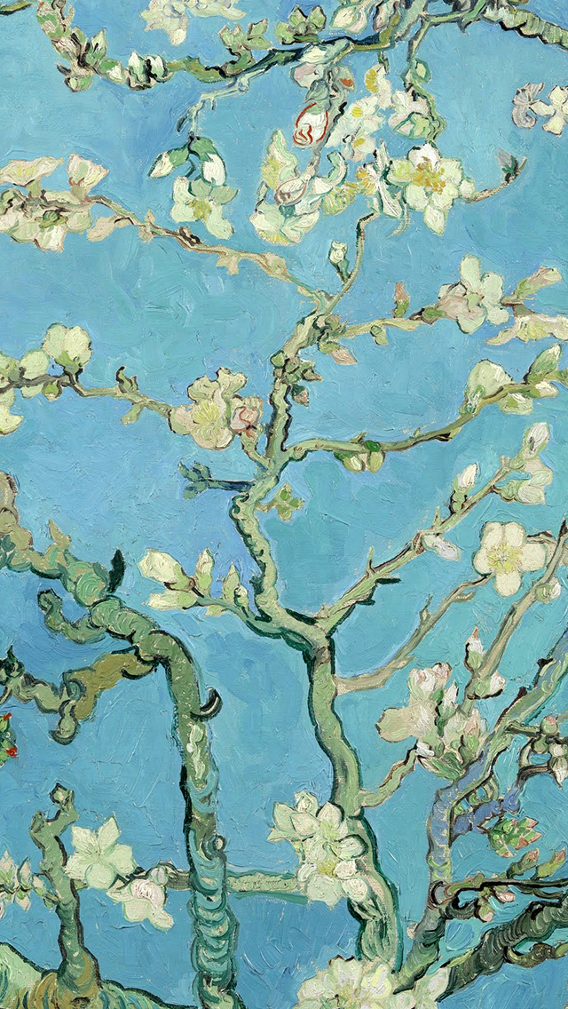 Cover Iphone X Van Gogh 1351601 Hd Wallpaper