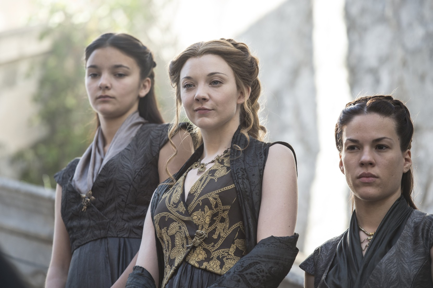 Wall Poster Tvshow Game Of Thrones Margaery Tyrell Natalie