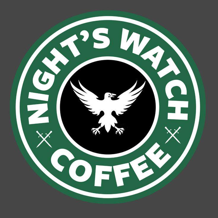 Starbucks Game Of Thrones Nights Watch Starbucks Coffee
