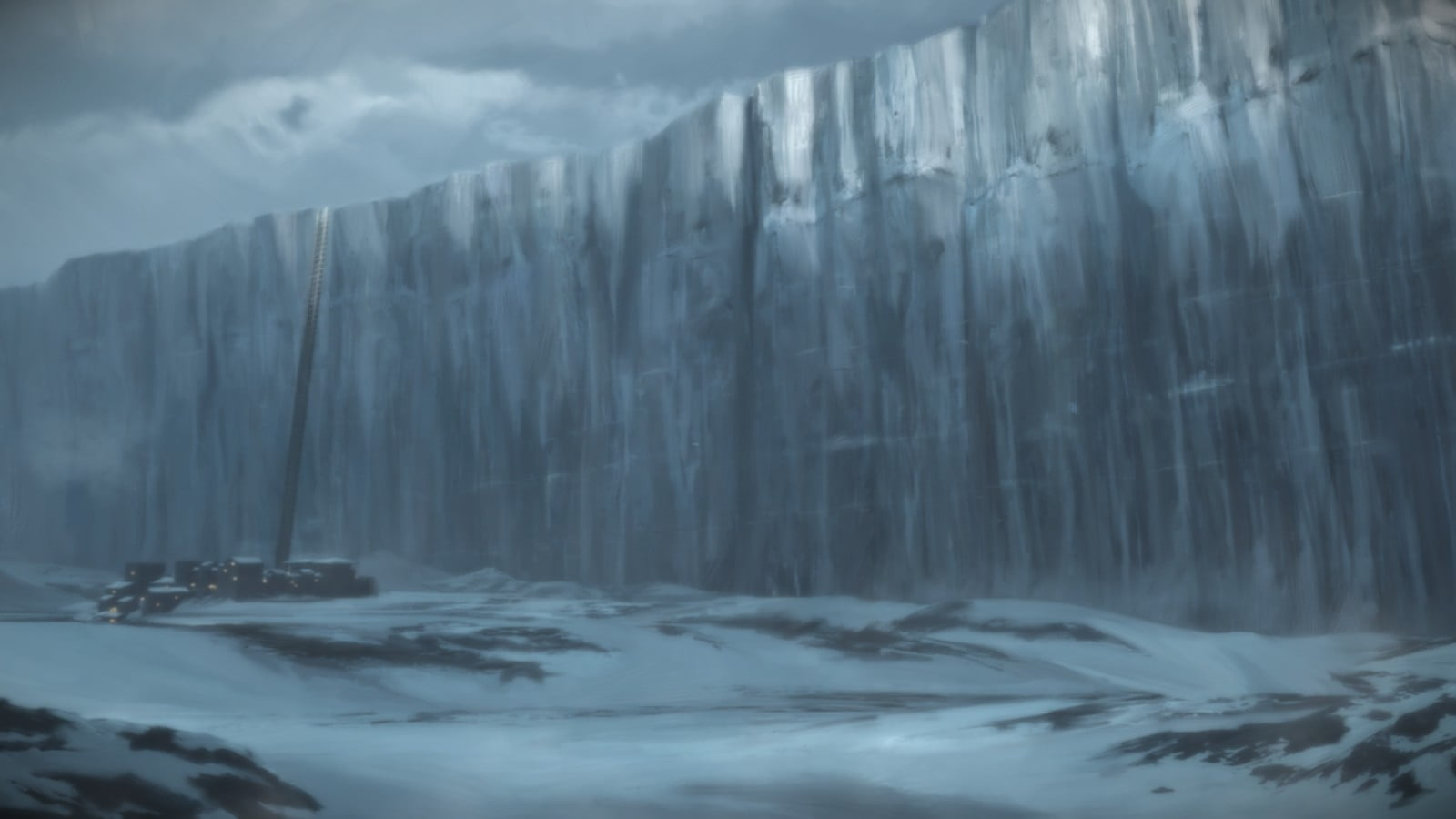 Duke Chronicle Source Game Of Thrones The Wall Painting