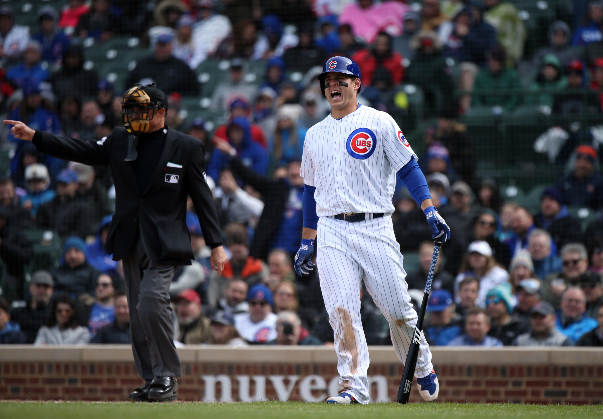 Anthony Rizzo Wallpaper Sundays College Baseball 1357137 Hd