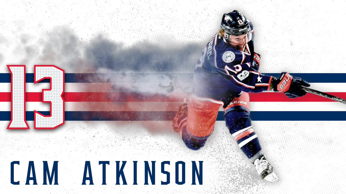 Columbus Blue Jackets On Twitter - College Ice Hockey , HD Wallpaper & Backgrounds