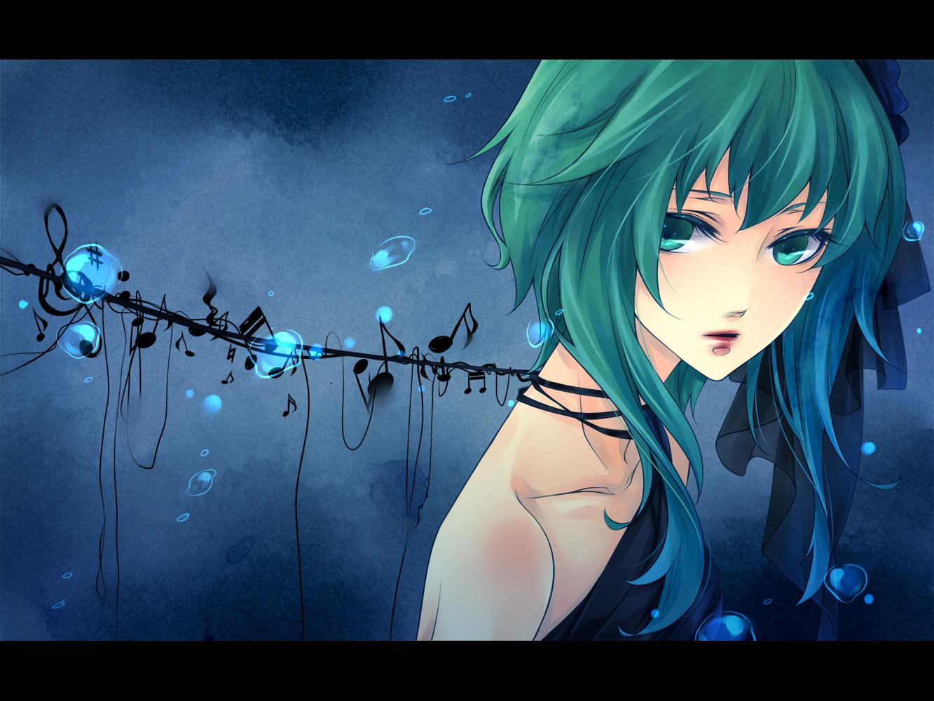 Dark Anime Girl Wallpaper 9328 Hd Wallpapers In Anime Teal