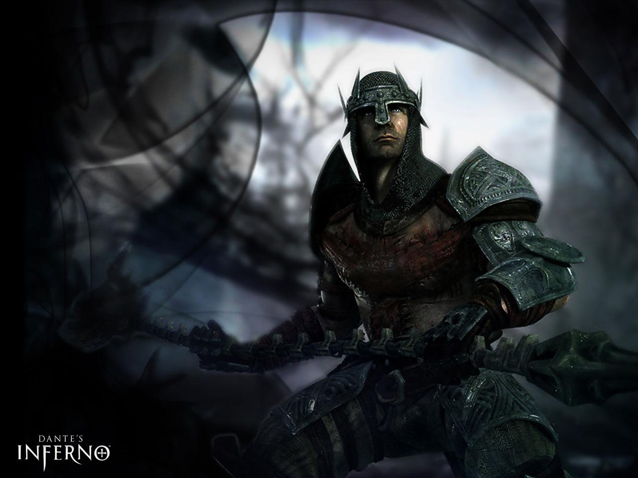 Add Media Report Rss Wallpaper - Dante's Inferno Game Monster , HD Wallpaper & Backgrounds
