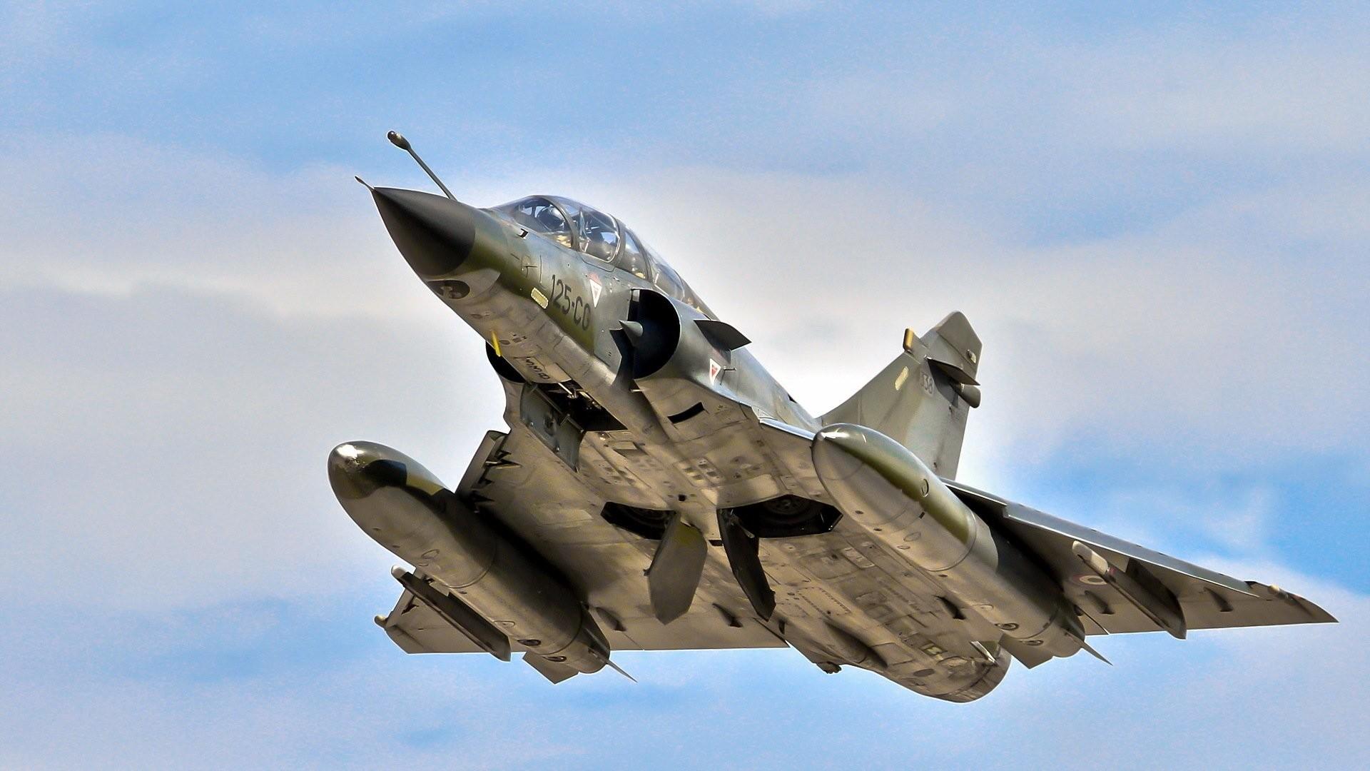 Aircraft Dassault Mirage 2000 Jet Fighter Warplane - Mirage 2000 Full Hd , HD Wallpaper & Backgrounds