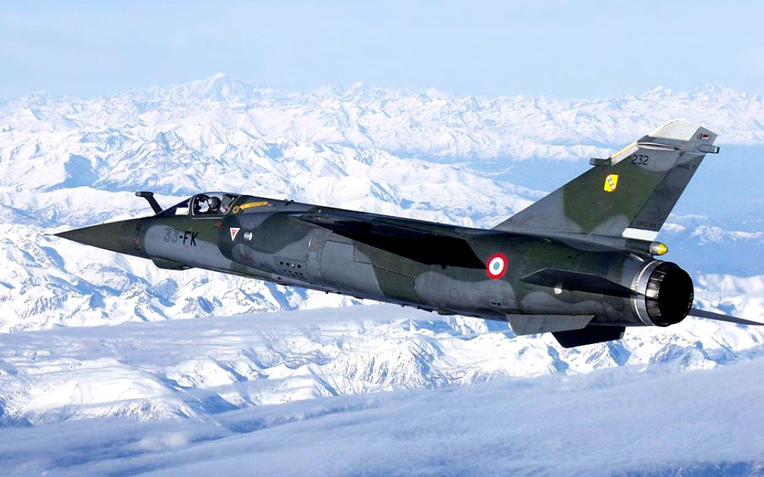 Mirage 2000 Jet Fighter Wallpaper Indian Air Force