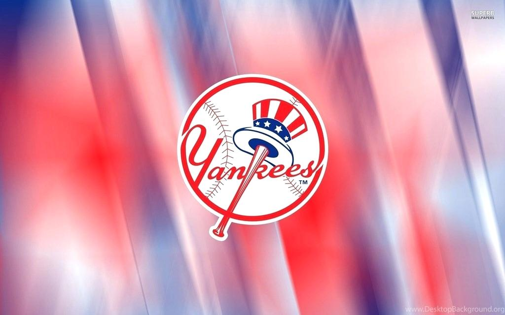 New Wallpaper Desktop York Yankees Logo Android - New York Yankees Wallpaper Laptop , HD Wallpaper & Backgrounds