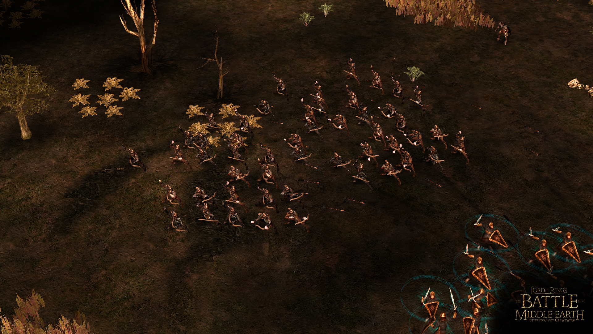 Add Media Report Rss Gorgoroth Skirmishers - Pc Game , HD Wallpaper & Backgrounds