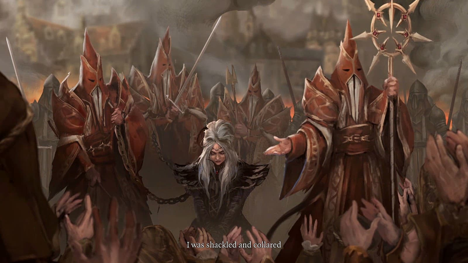Original Sin Ii Hd Wallpapers - Divinity Original Sin 2 Fane , HD Wallpaper & Backgrounds