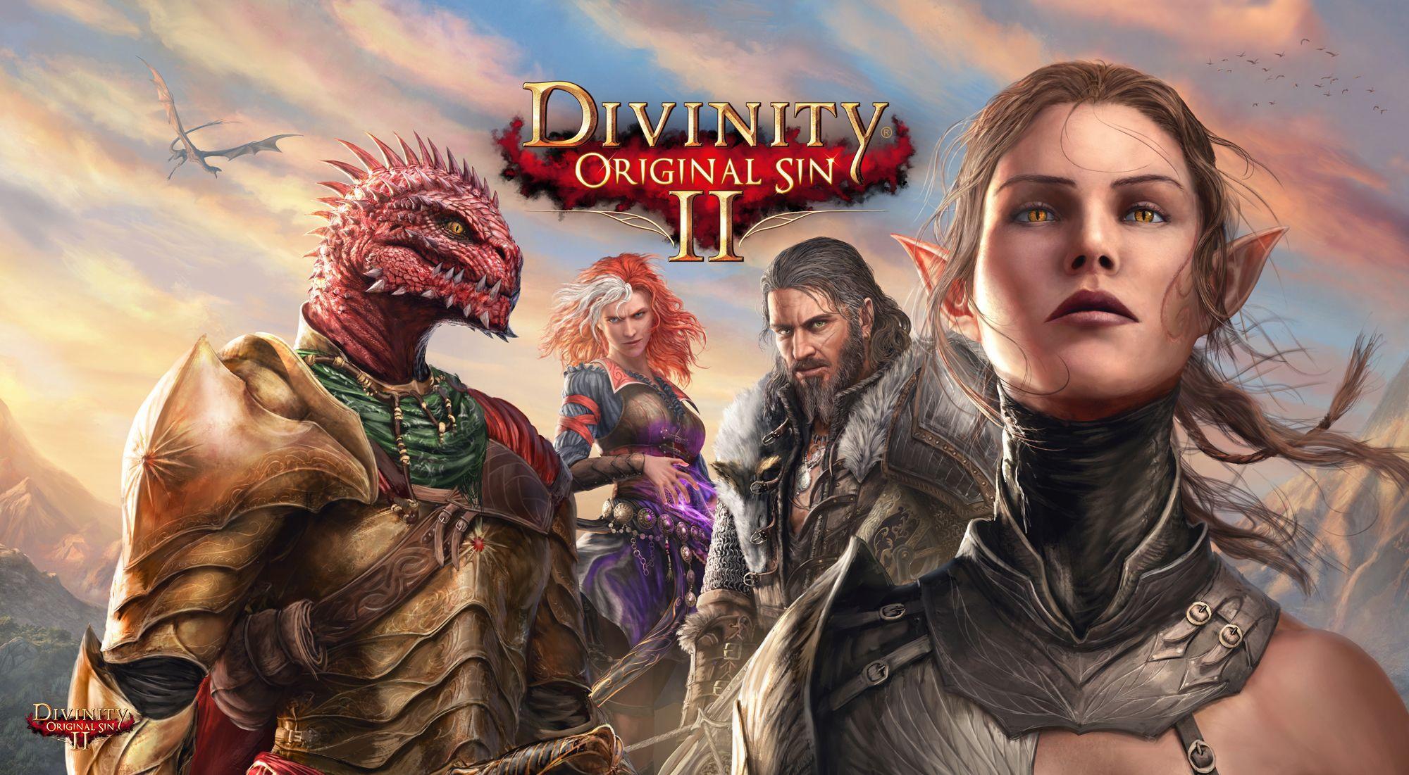 Divinity: Original Sin 2 , HD Wallpaper & Backgrounds