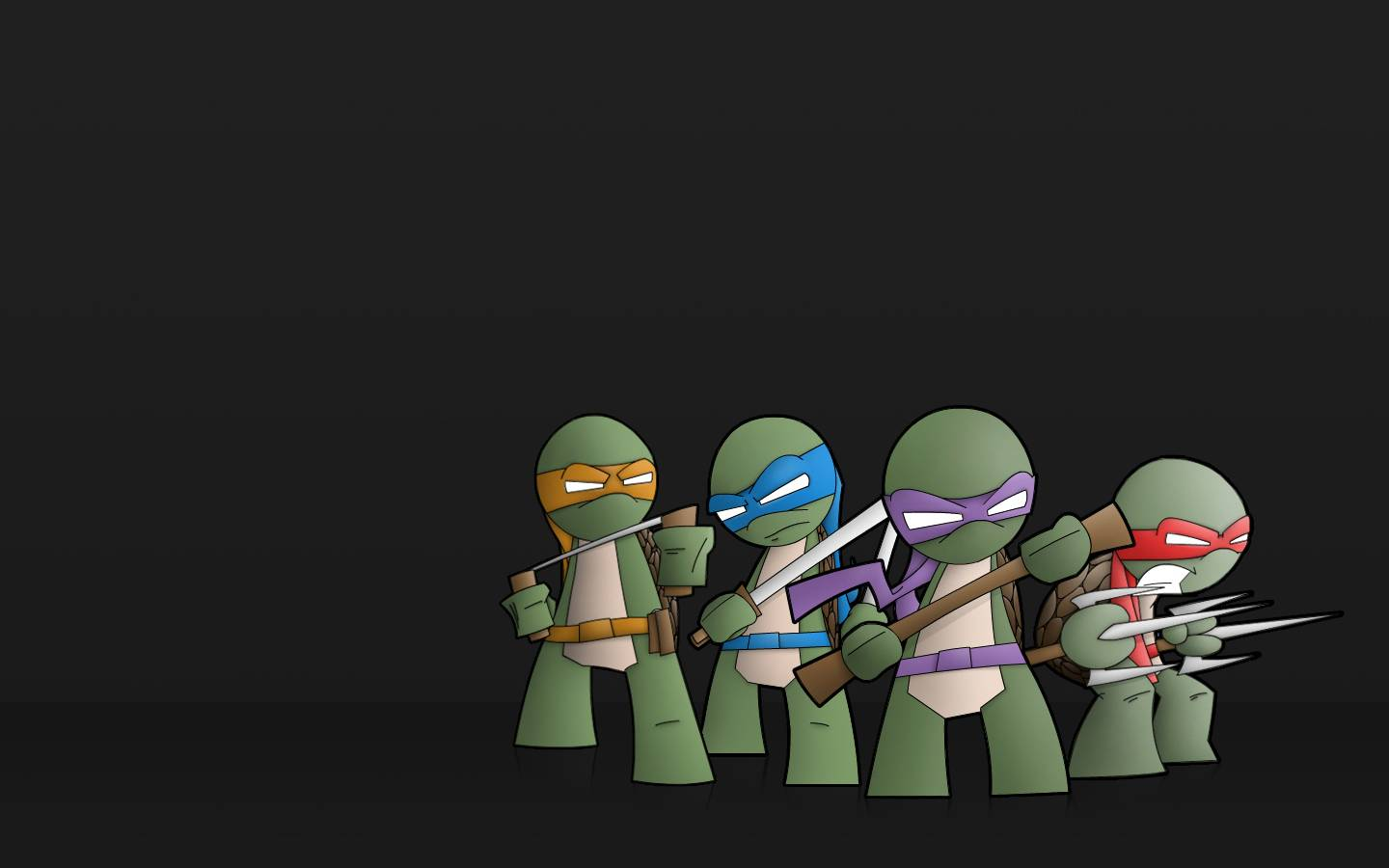 Tortugas Ninja Wallpaper Teenage Mutant Ninja Turtles