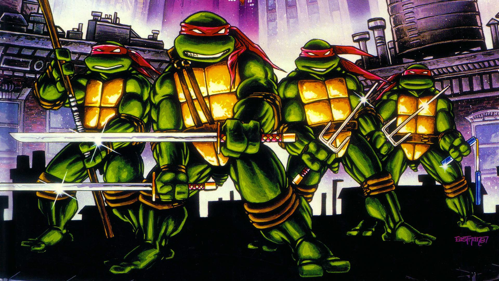 Tmnt Hd Wallpaper Teenage Mutant Ninja Turtles Comic 1371426