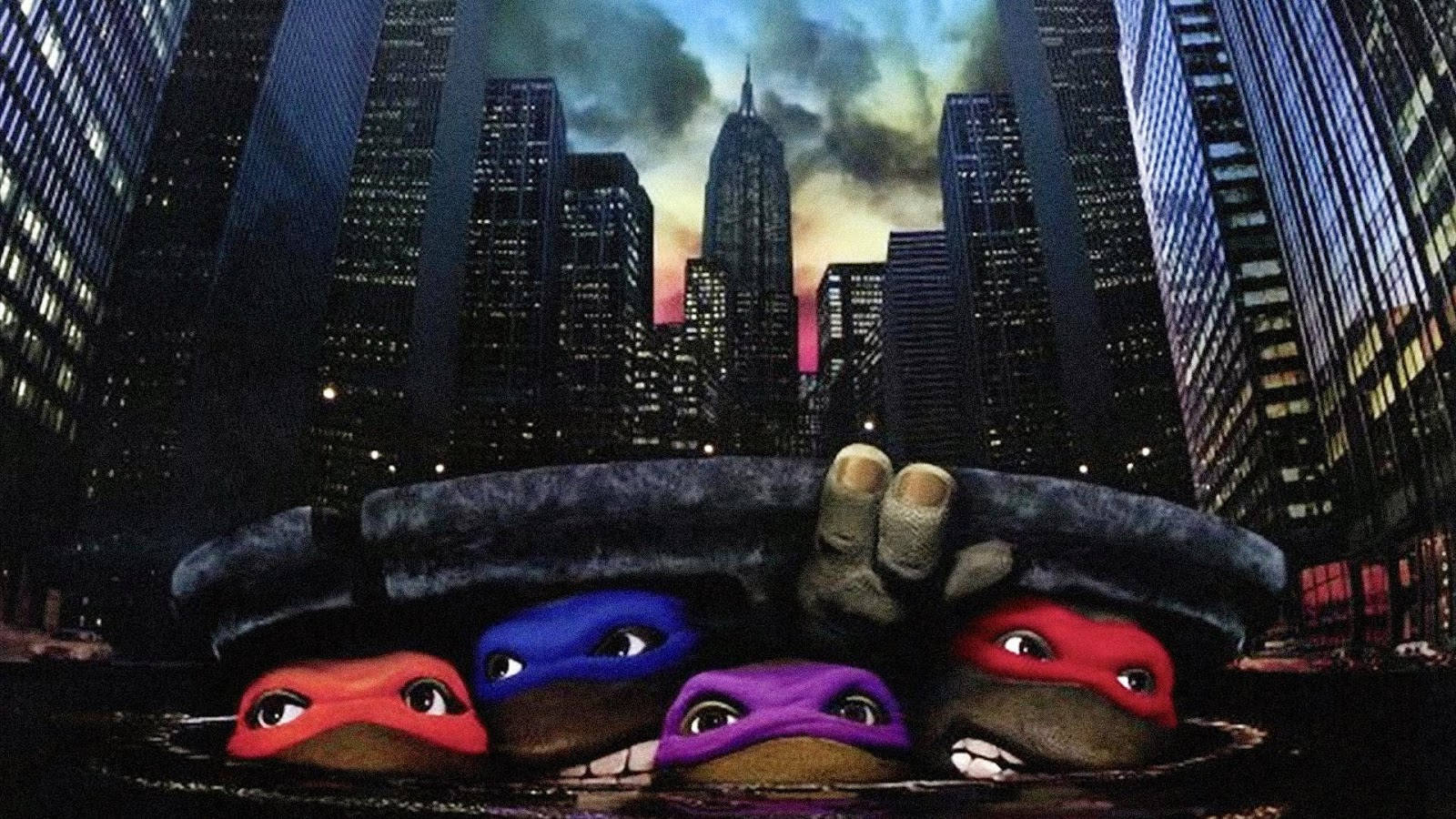 Blog From The Booth Teenage Mutant Ninja Turtles 1990 1371518 Hd Wallpaper Backgrounds Download