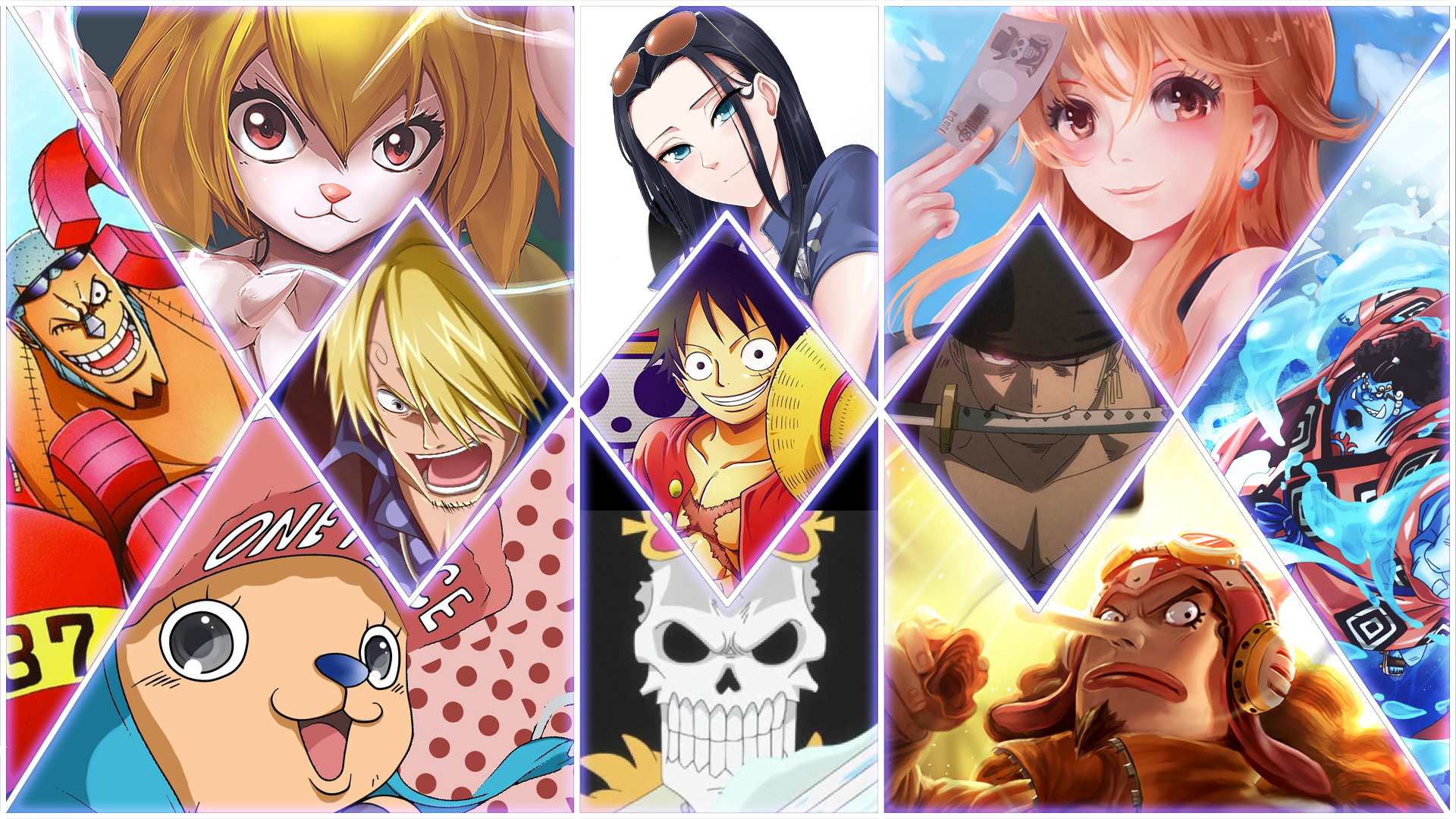 20 Carrot Hd Wallpapers One Piece Future Straw Hats 1372854