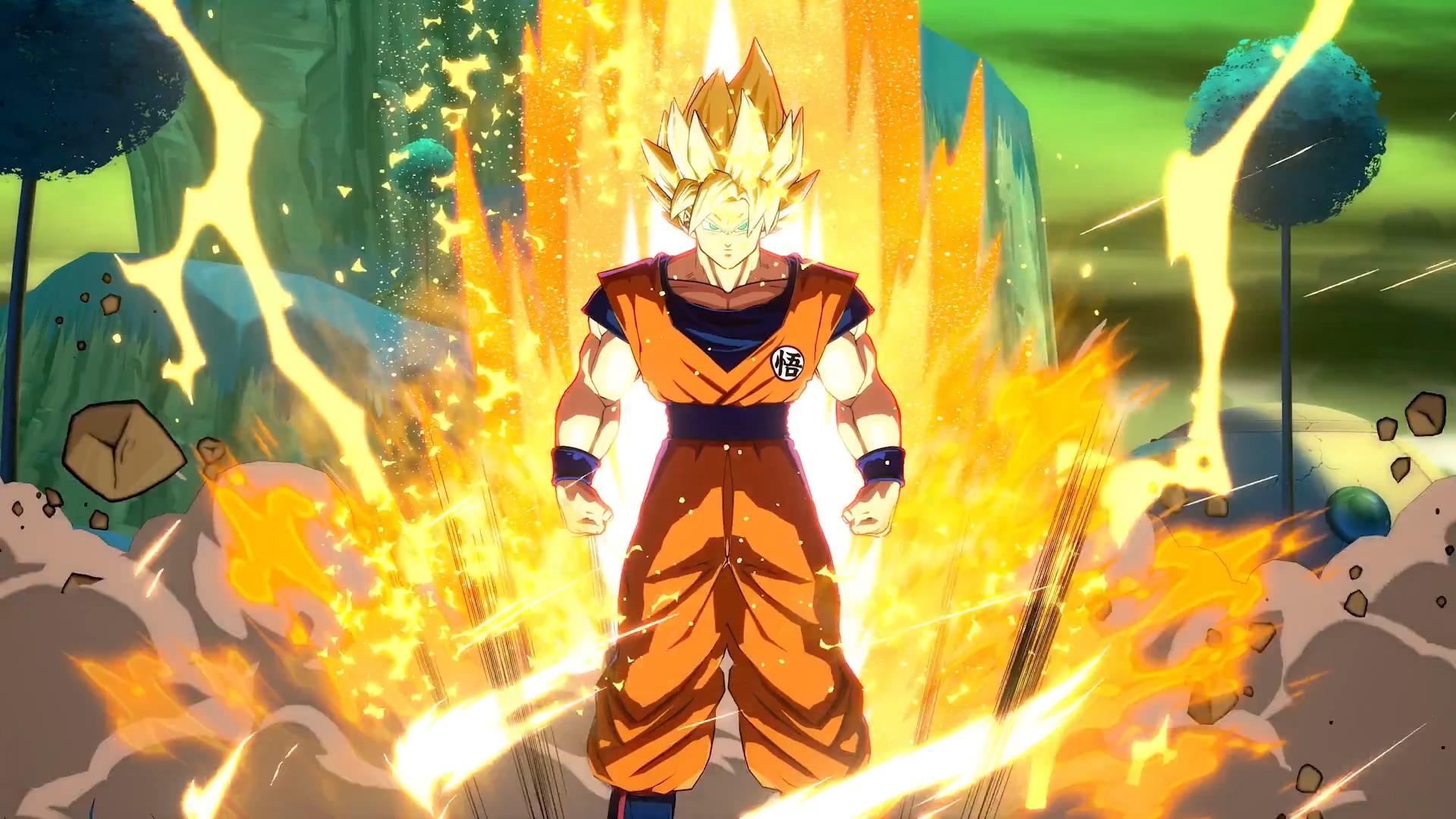 Goku Dragon Ball Z Fighter 1374339 Hd Wallpaper Backgrounds