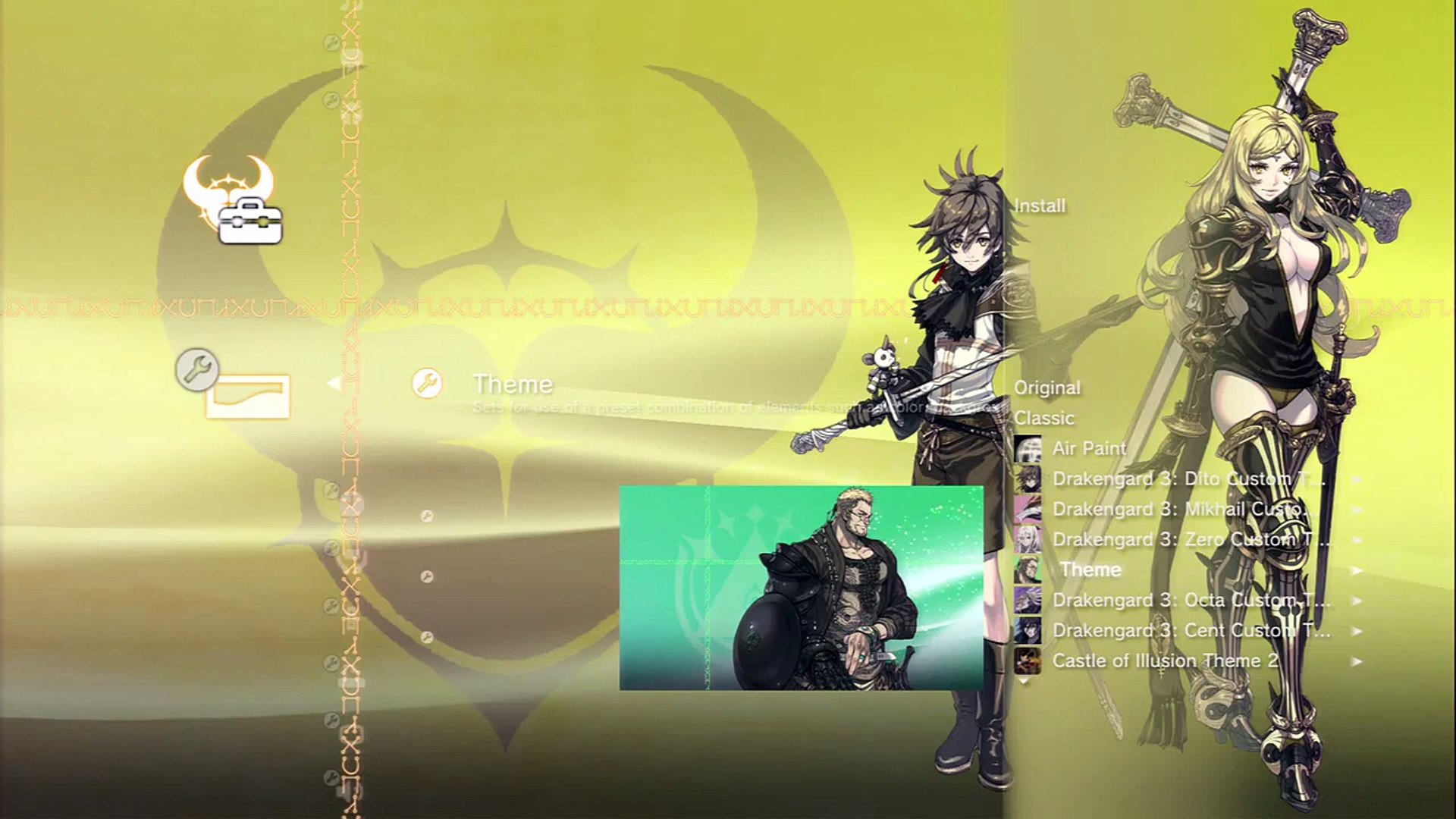 Decadus Ps3 Preorder Theme 3rd Wave Bonus Drakengard 3 Five Theme 1374386 Hd Wallpaper Backgrounds Download Two, three, four, and five conjure a shield using their song to protect one from michael's fire in the prologue. decadus ps3 preorder theme 3rd wave