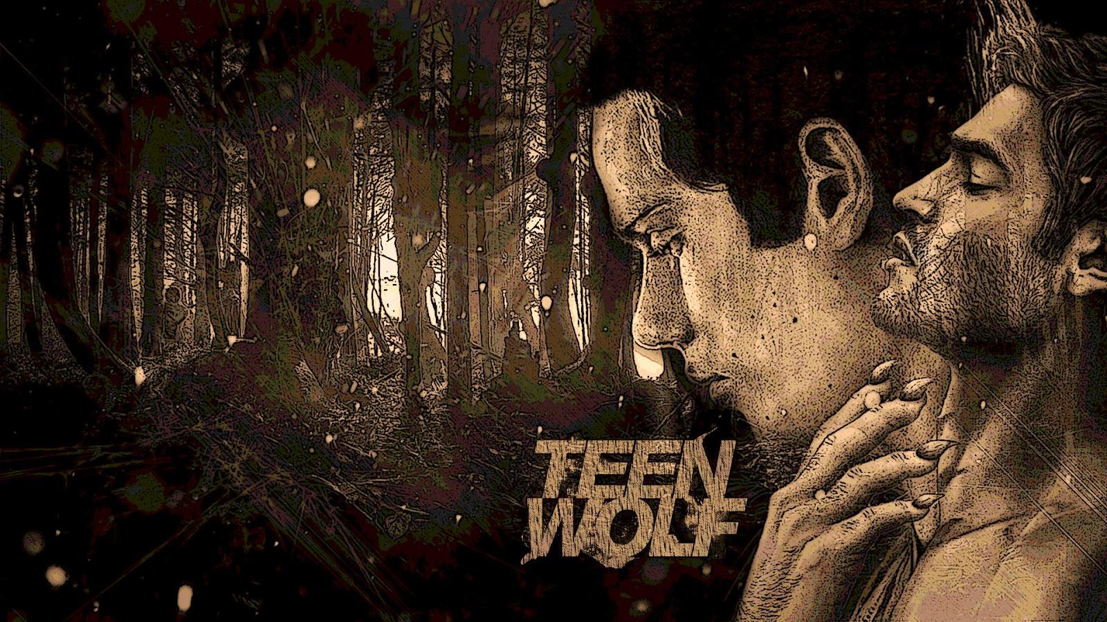 Teen Wolf Sterek's Haunted Forest Wallpaper - Hd Wallpaper Teen Wolf Stiles , HD Wallpaper & Backgrounds