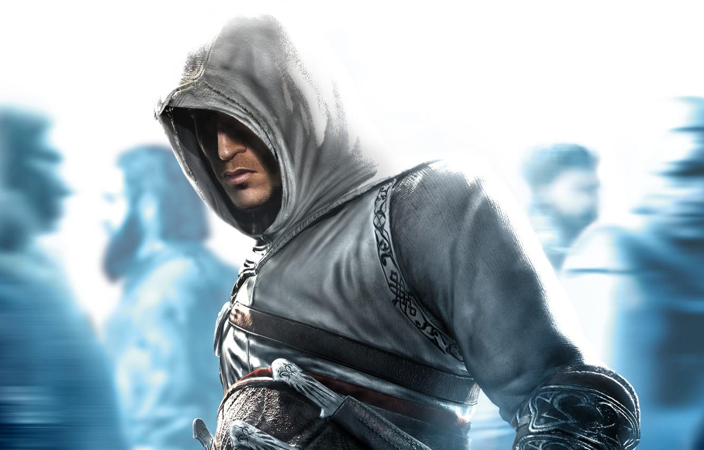 Photo Wallpaper Assassins Creed, Ubisoft, Assassin's - Assassin's Creed , HD Wallpaper & Backgrounds