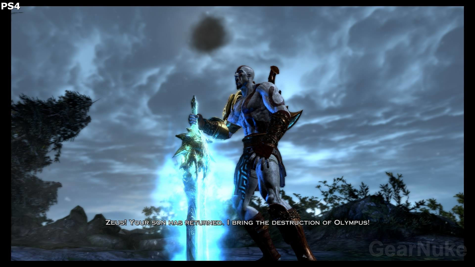 God Of War 3 Wallpapers Hd War 3 Blade Of Olympus