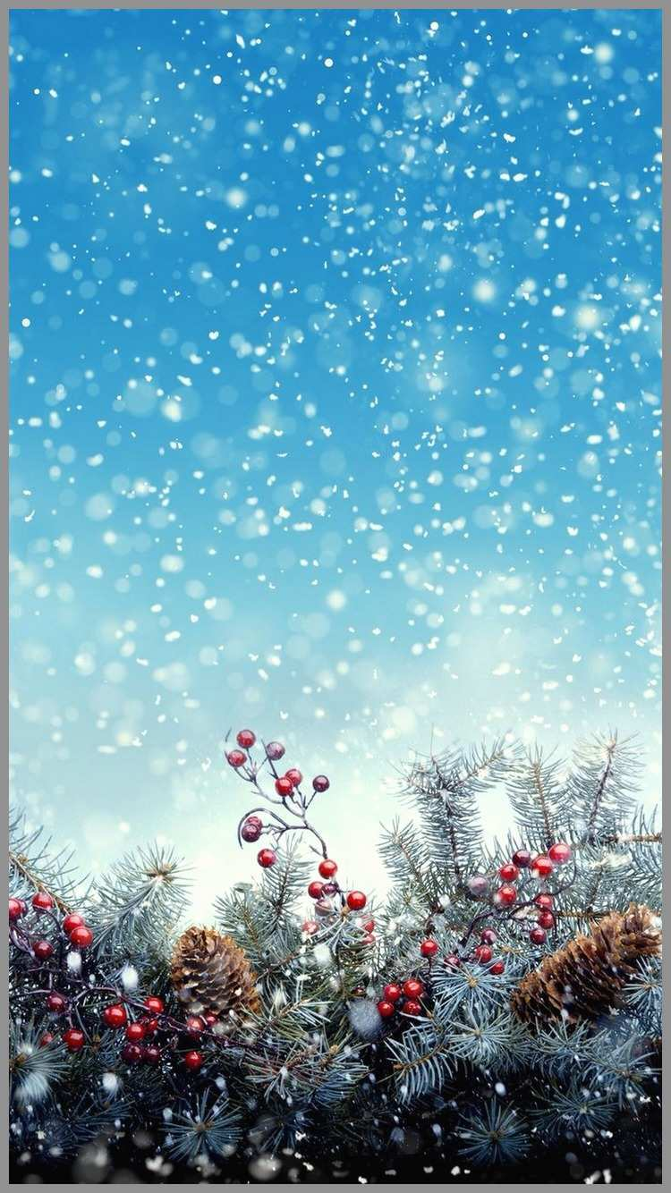 Christmas Wallpaper Iphone 7 Best Of 30 Christmas Wallpapers - Christmas Wallpaper Iphone Xs , HD Wallpaper & Backgrounds