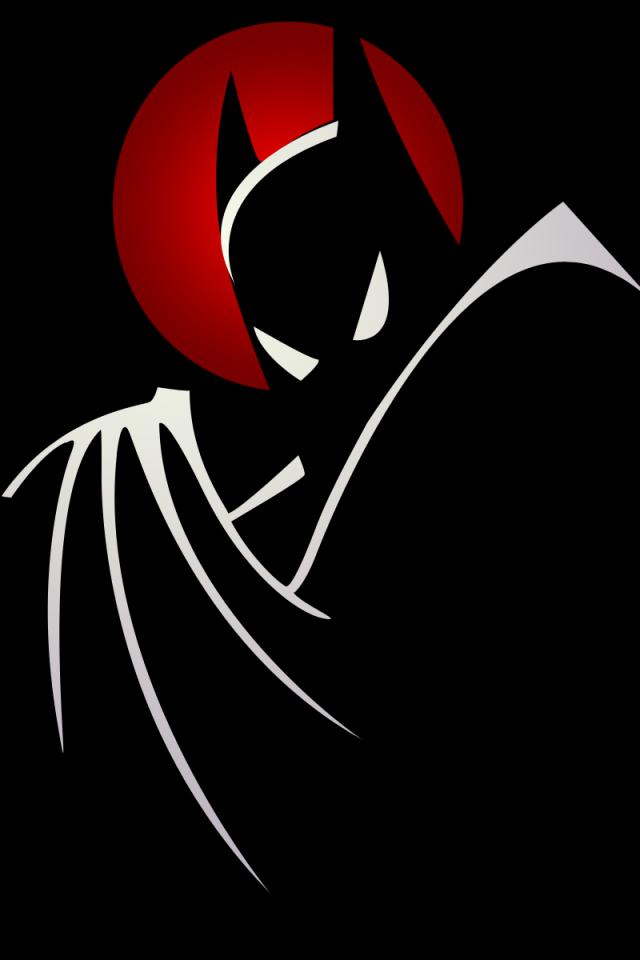 Wallpaper Batman The Animated Series Phone 1384578 Hd