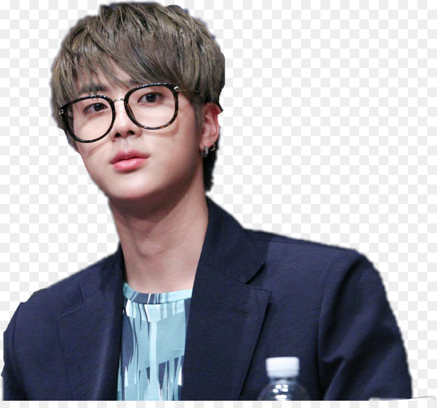 138 1386271 jin bts desktop wallpaper eyewear hair png jin