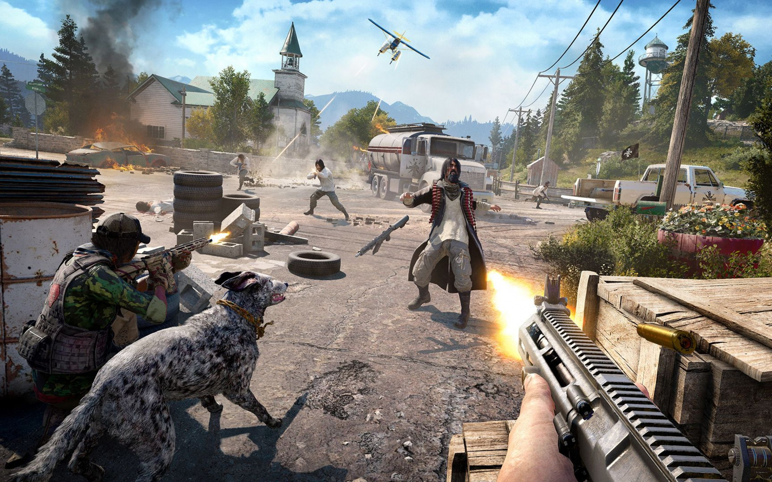 16 Far Cry 5 1387370 Hd Wallpaper Backgrounds Download