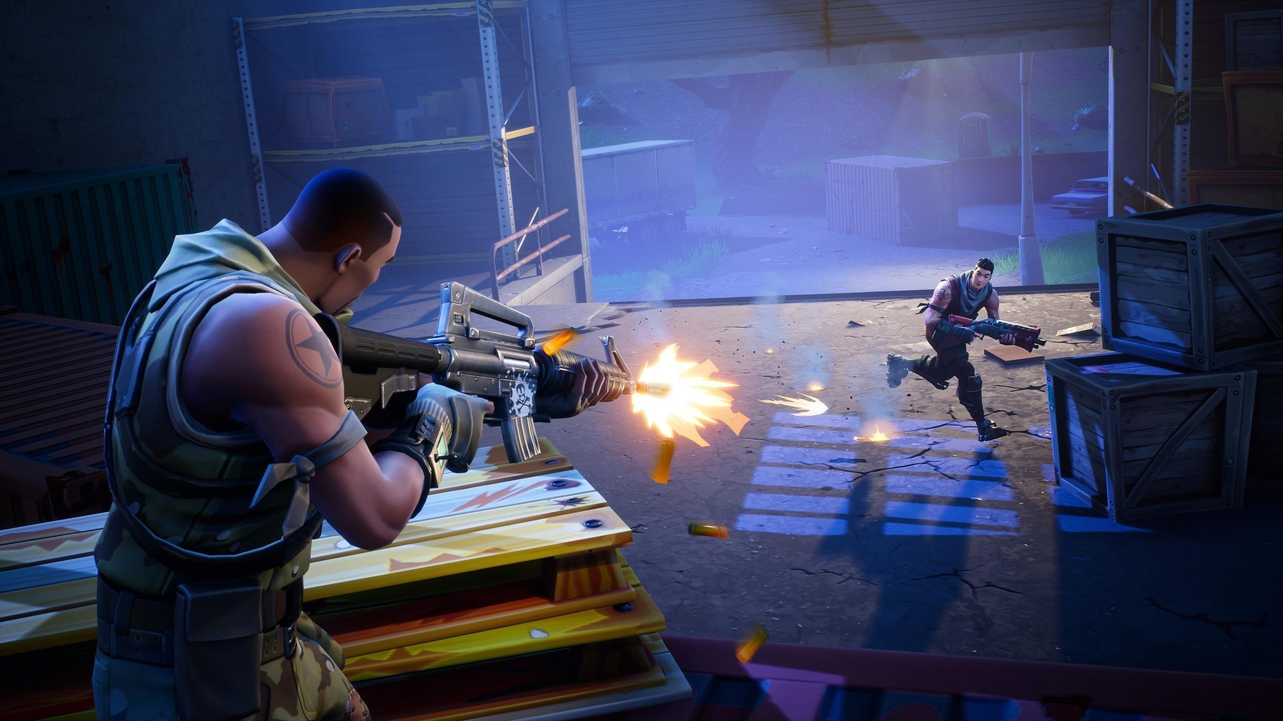 Fortnite Battle Royal Shooter Game, Fortnite, Video - Fortnite Wallpaper Battle Royal , HD Wallpaper & Backgrounds