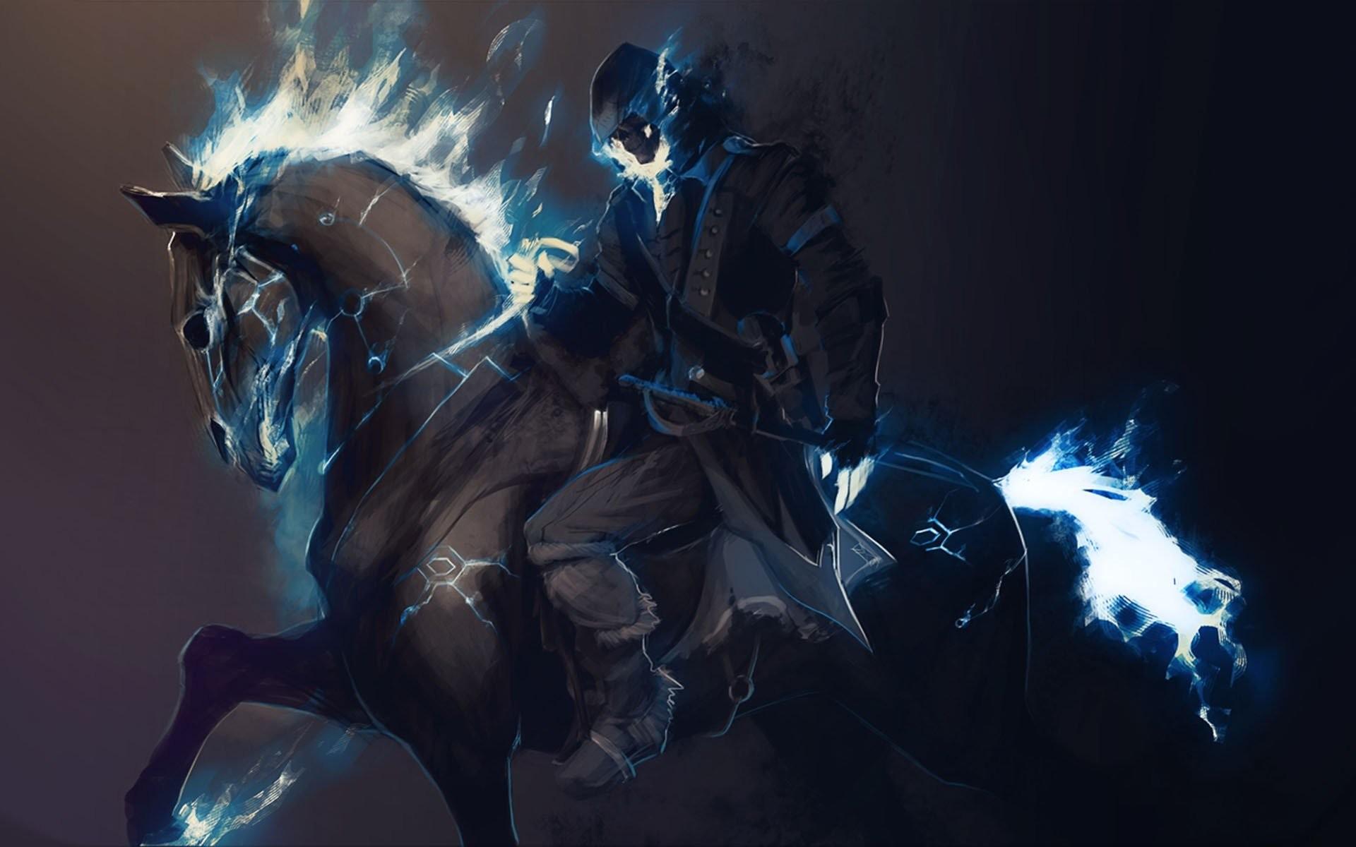 Dark Art Artwork Fantasy Artistic Original Psychedelic Ghost