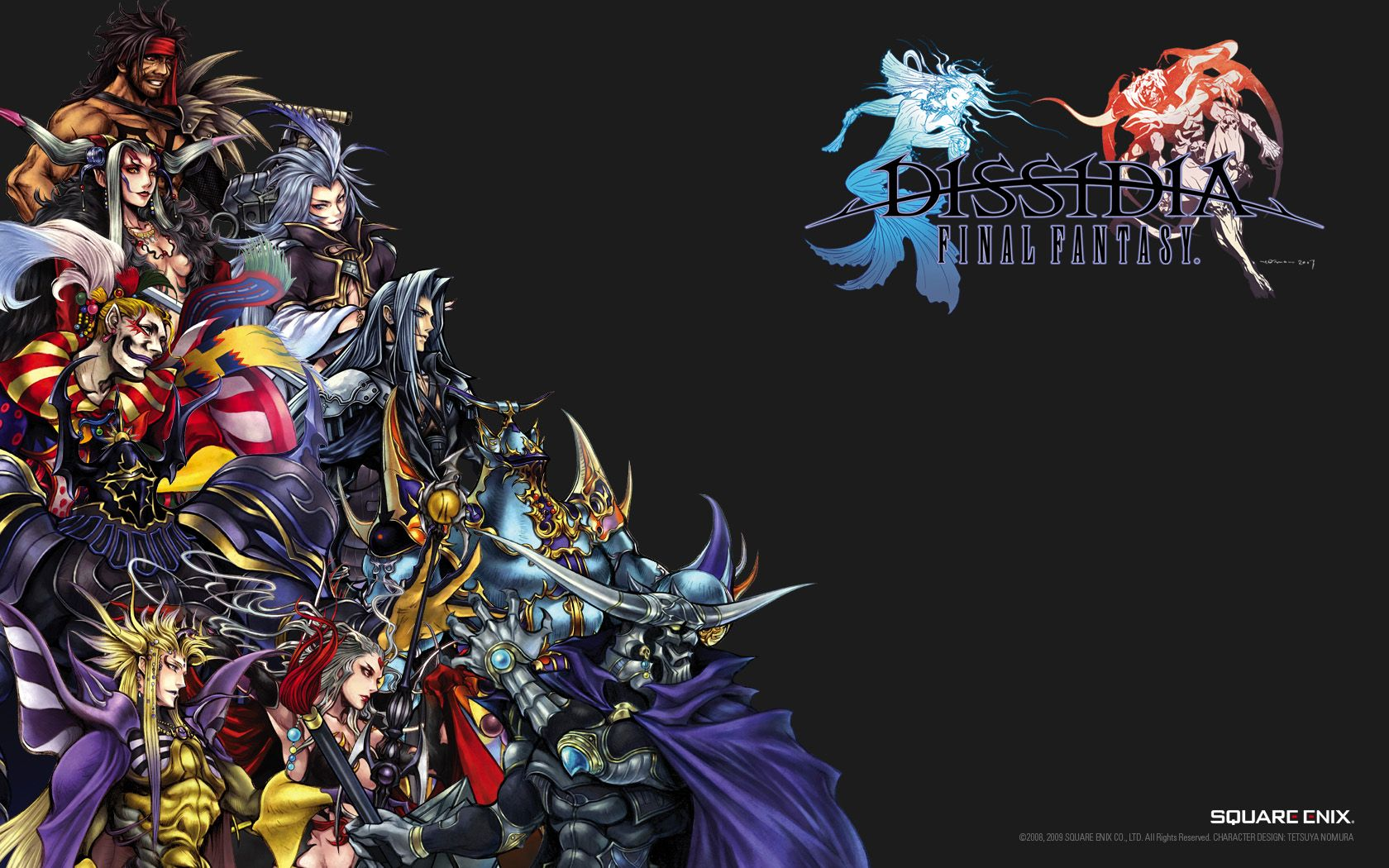 Other Pictures Of Dissidia 1080p Final Fantasy Dissidia