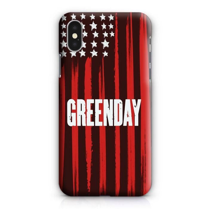 American Idiot Wallpapers For Iphone Xs 3d Case Green Day