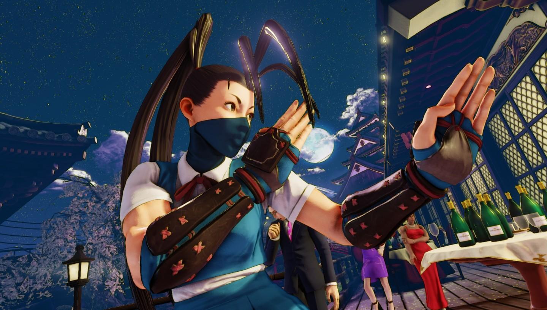 Ibuki Street Fighter V Hd Wallpaper Ibuki Street Fighter 5