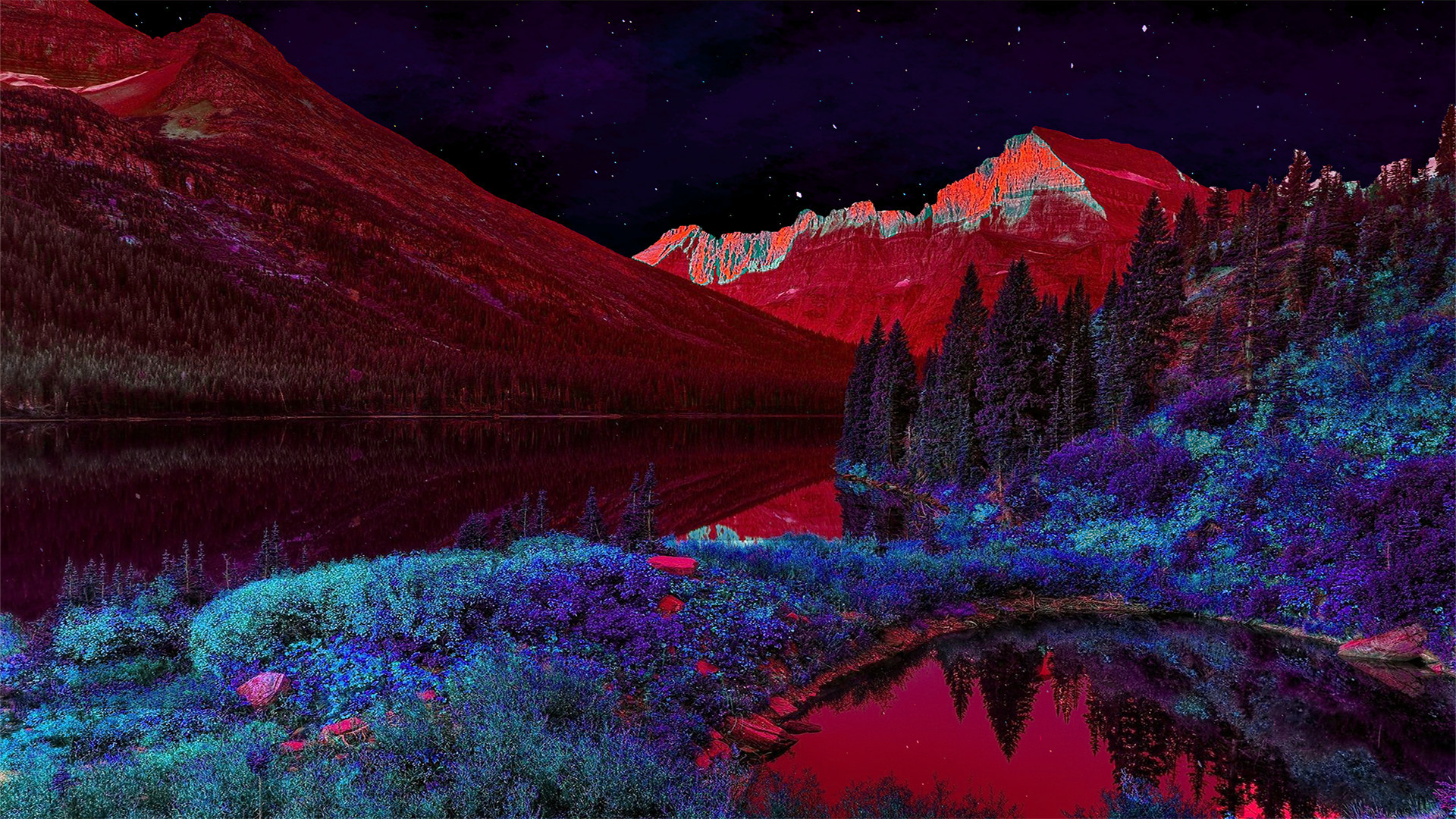 Abstract Trippy Vivid Colorful Psychedelic Hd Wallpapers Trippy