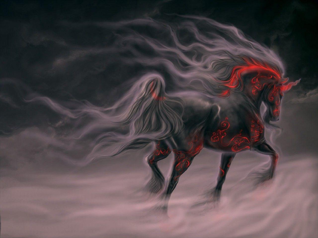 Awesome 3d Horse Wallpaper Image Wallpaper Caballo De La Muerte 142006 Hd Wallpaper Backgrounds Download