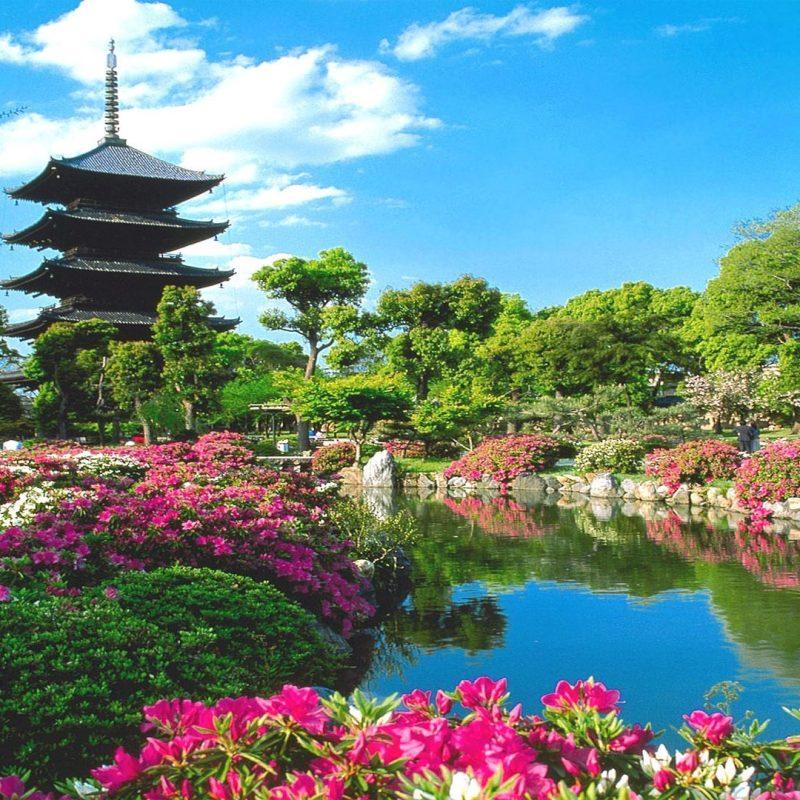 10 Best Beautiful Japan Wallpaper Full Hd 1080p For - Mobile Wallpaper 4k Spring , HD Wallpaper & Backgrounds