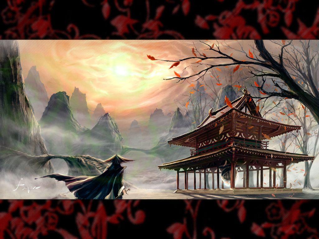 Japan Desktop Wallpaper Traditional Japanese Ninja Art 142261 Hd Wallpaper Backgrounds Download