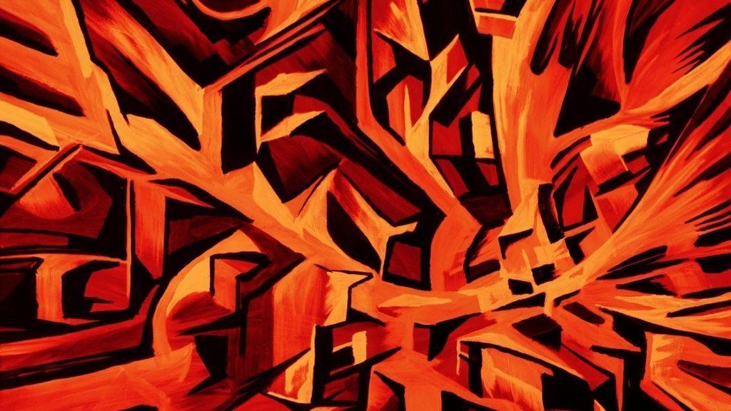 14 142494 black orange wallpaper abstract wallpaper orange black