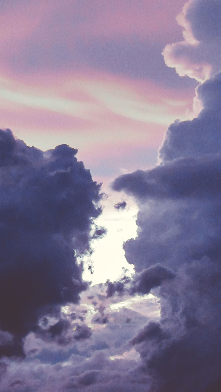Clouds Iphone Wallpaper Pastel Iphone Wallpaper Quotes 142803 Hd Wallpaper Backgrounds Download