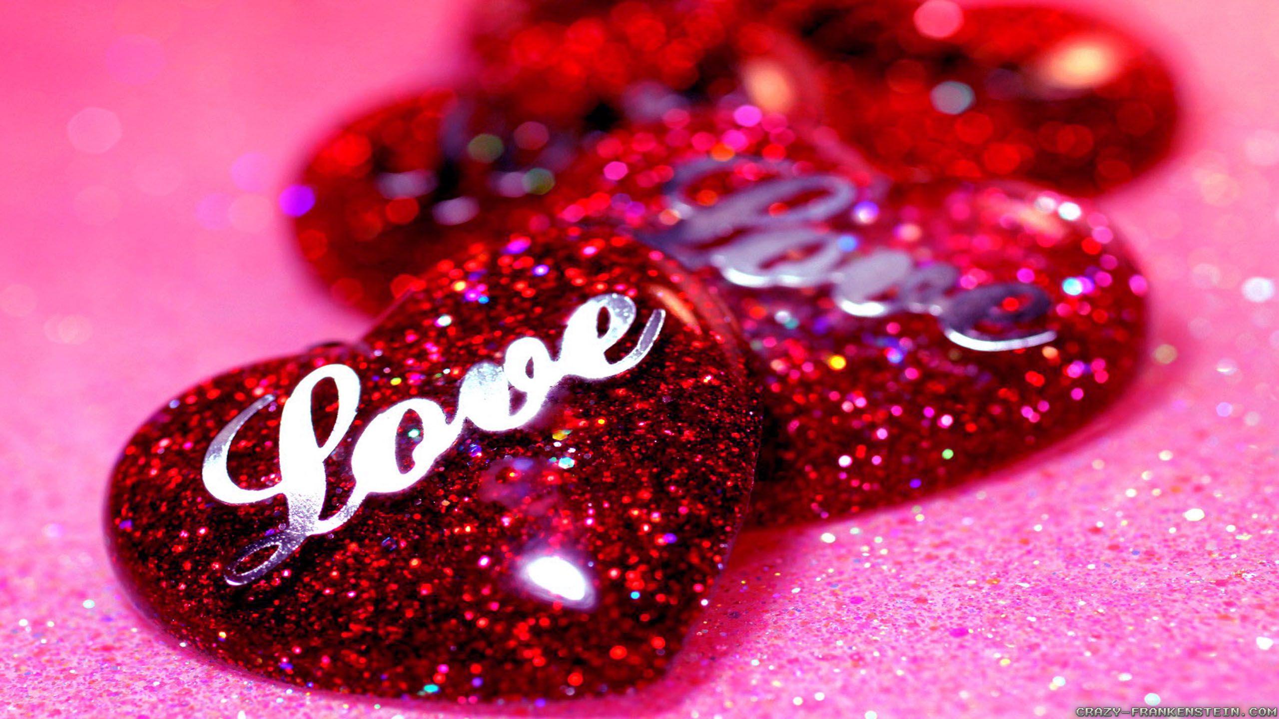 14 143407 glitter love wallpaper 25601440 high definition wallpaper 3d