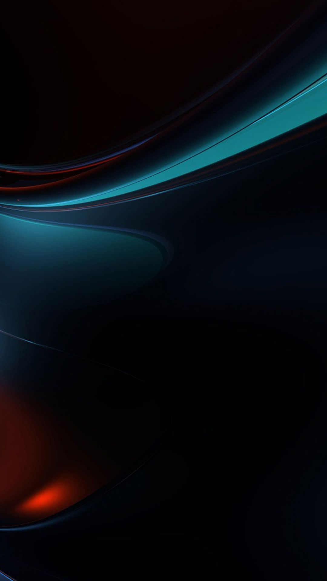 Add This Abstract Phone Wallpaper As Your Private Collection - Dark Blue Wallpaper For Mobile , HD Wallpaper & Backgrounds