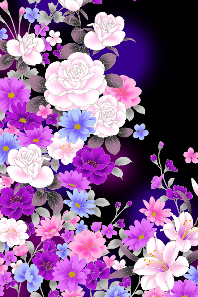 Beautiful Flowers Mobile Wallpapers For Samsung Galaxy - Flower Hd Wallpaper For Android , HD Wallpaper & Backgrounds