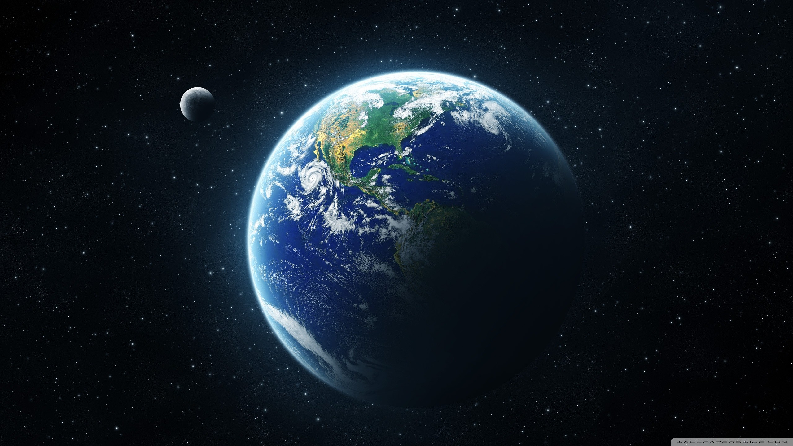 Earth Wallpaper High Resolution - Hd Wallpapers Space Earth , HD Wallpaper & Backgrounds