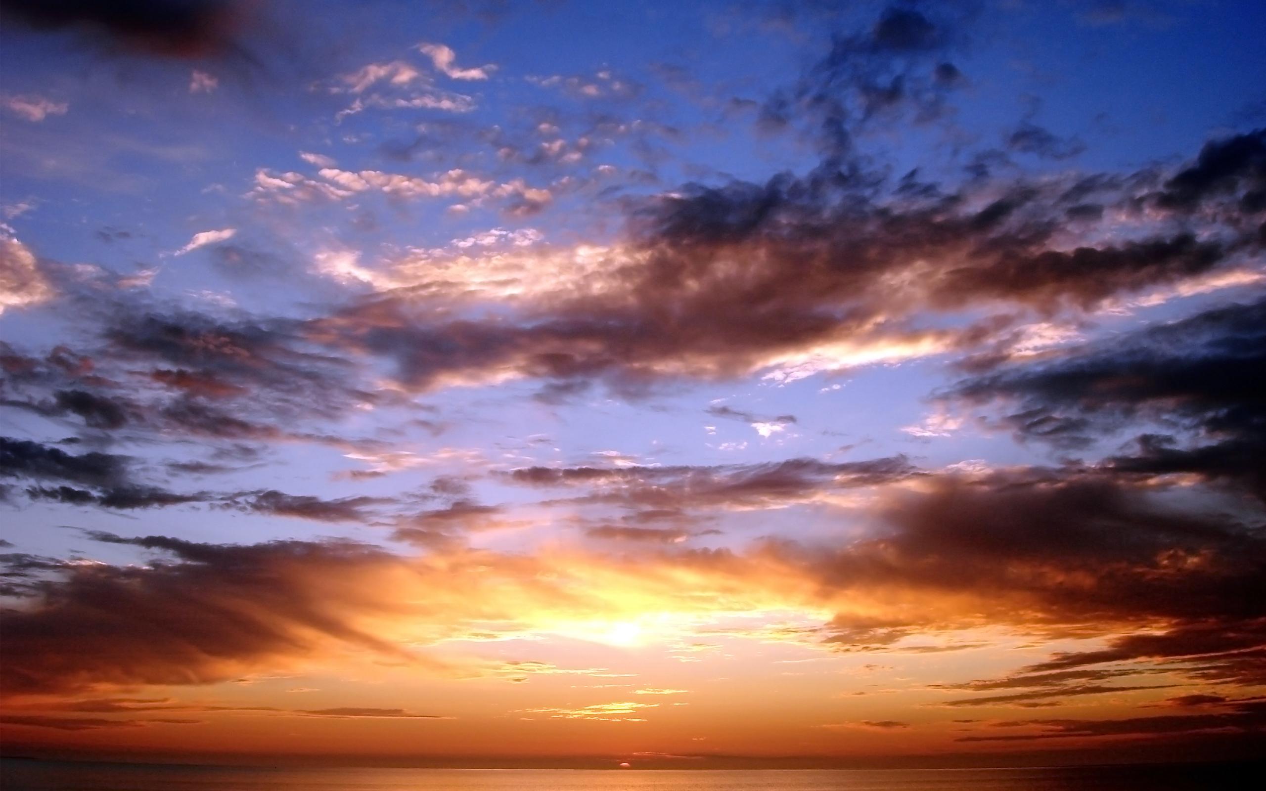 Sunset Sky Wallpaper Hd 1080p