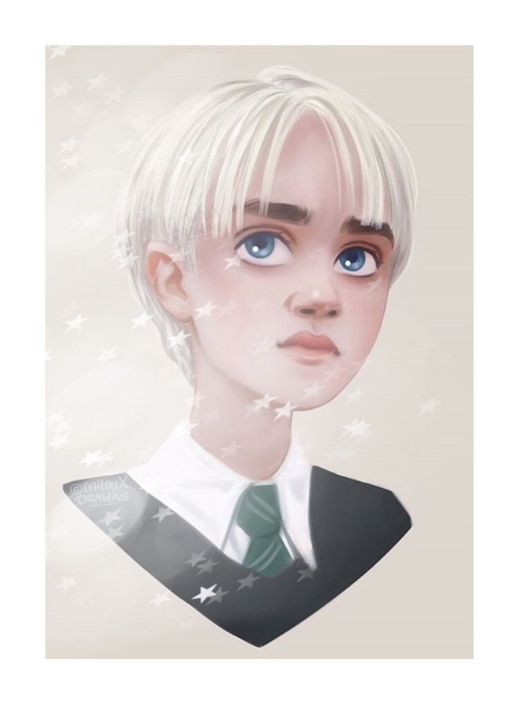 Harry Potter Draco Animated 1400630 Hd Wallpaper