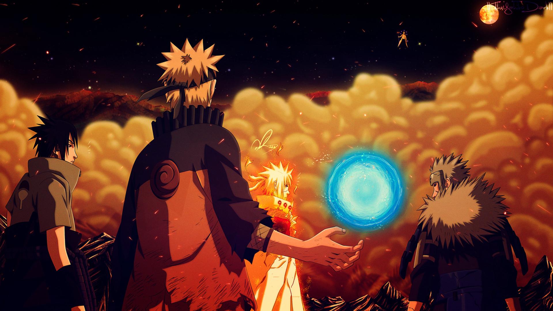 And Madara Naruto Minato Sasuke Tobirama Vs Obito